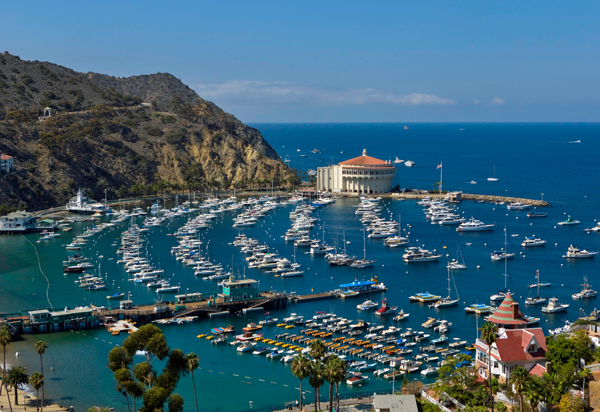 how to travel to catalina island
